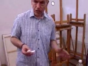 Michael Major Paints a Painting: Mixing 2