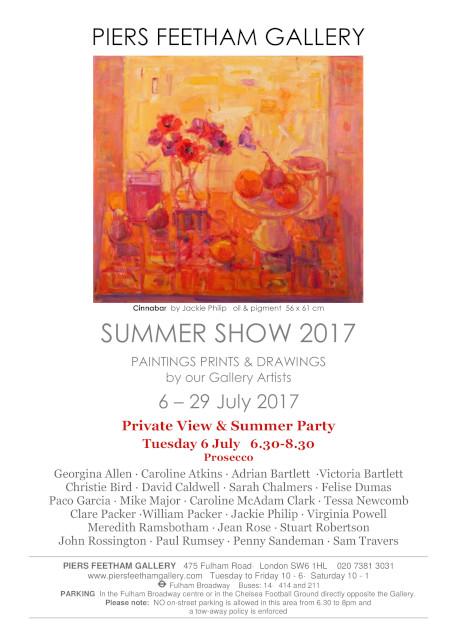 Summer Show 2017